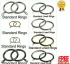 Curtain Metal Rings for use with curtain pole-1sample/10/20/50 RINGS