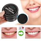 Organic Carbon Charcoal Activated Whitening Tooth Teeth Powder Natural Whites GL