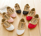 Kids Girls Shoes Princess Rivet Studded Toddlers Flat Low Price Summer Sandals