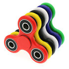Fidget Hand Toy Finger Spinner Steel Bearing Pocket Desk Focus ADHD Stress