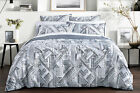 NEW Sheridan Emden Quilt Cover Set - Breeze