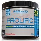 PES PROLIFIC PREMIUM PRE-WORKOUT COMPLEX,RASPBERRY LEMONADE