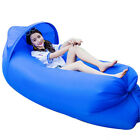 Outdoor Lazy Couch Air Sleeping Sofa-Lounger-Bag Inflatable Camping-Bed Portable