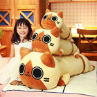 Anime Kawaii Cat Plush Toy Big Giant Stuffed Animals Cats Doll Pillow 80cm