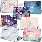 "Cool Marble Smooth Rubberized Hard Case Cover For Macbook Pro 13""15""air 11""12"