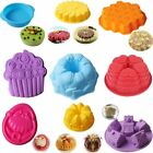Silicone Large Flower Cake Mould DIY Chocolate Soap Candy Jelly Mold Baking Pan