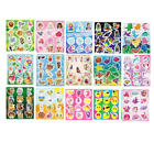 Childrens Party Bag Stickers Fillers Toys  - 17 Designs - Choose Quantity