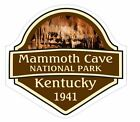Mammoth Cave National Park Sticker Decal R1447 Kentucky You Choose Size
