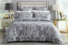 NEW Sheridan Turnell Quilt Cover Set - Smoke