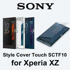 Genuine Sony Style Cover Touch SCTF10 for Xperia XZ
