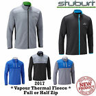 STUBURT GOLF JUMPER MENS GOLF THERMAL JUMPER FULL ZIP WINDPROOF NEW 2017 *SALE*