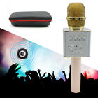 Q7/K068 Handheld Magic Wireless Karaoke KTV Player Microphone Bluetooth Speaker