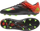Adidas Fußballschuh Messi 15.1 FG/AG core black/solar green/solar red (AF 4654)