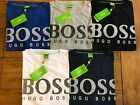 Men's Hugo Boss Polo Tshirts Crew Neck Short Sleeve