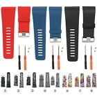 Silicone Rubber Replacement Band Wrist Strap Wristband For Fitbit Surge Tracker