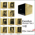 Exo- 2nd Album Exodus Korea Ver. Sealed CD K- Pop
