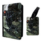 Transformers Printed Luggage Tag & Passport Holder - T2808