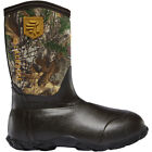 LaCrosse 610247 Lil' Alpha Lite Realtree Waterproof Insulated Camo Hunting Boots