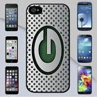 Green Bay Packers NFL Football Steel Metal Design iPhone & Galaxy Case Cover