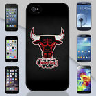 Chicago Bulls Windy City Apple iPhone & Samsung Galaxy Case Cover