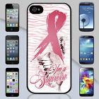 New Breast Cancer I'm a Survivor Apple iPhone & Samsung Galaxy Case Cover