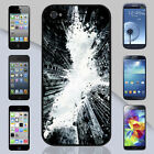 New Batman Buildings Apple iPhone & Samsung Galaxy Case Cover