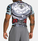 Under Armour Transformers DRIFT Alter Ego Compression T-Shirt L Large NWT NEW