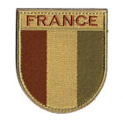 FRANCE FLAG FRENCH GALLO MORALE BADGE ARMY TACTICAL 3D EMBRODIERED PATCH /03