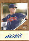 2011 Topps Heritage Minors Real One Autographs - Finish Your Set