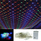 1.5M-4.5M Net Fairy Lights Mesh Curtain Lighting For Christmas Party Wedding