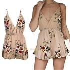Women Jumpsuit Ladies Romper Summer Clothes Beach Party Dress Shorts Outfit
