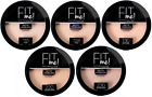 Maybelline Fit Me Matte & Poreless Pressed Powder Various Shades