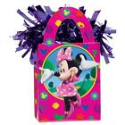 MINNIE+MOUSE+DISNEY+BALLOON+WEIGHTS+PARTY+DECORATION