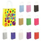 PAPER LUNCH BAGS WEDDING PARTY PRESENT GIFT PARTIES KIDS HEN PARTY LOOT BAG
