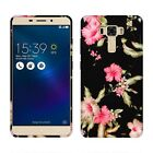 For Asus ZenFone 3 Laser ZC551KL 5.5 inch TPU Silicone Rubber Back Case Cover