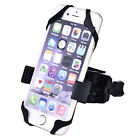 Universal Cycling Bicycle Bike Handlebar GPS Phone Holder Silicone Support Mount