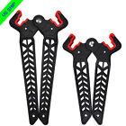 Archery Bow Kick Stand Holder Legs Targets Shooting Compound Bows Support Jack