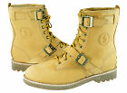 Polo Ralph Lauren Mens Maurice Wheat Casual Lace Up Buckle Winter Ankle Boots