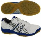 BRAND NEW Asics Gel Squad White/Silver/Blue Court Men's Shoes