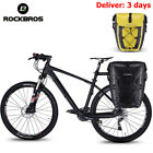 ROCKBROS Waterproof Pannier Bag Cycling Bike Travel Rear Seat Carrier Bag 27 L