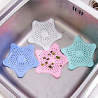 Sink Strainer Hair Trap Shower Rubber Bathroom Tub  Drain Cover Catcher