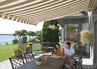 SunSetter Awning, Motorized XL Retractable Awning, 20 Ft. Shade for Deck & Patio