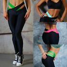 Women High Waist Yoga Pants Fitness Leggings Running Gym Stretch Sports Trousers