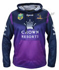 Melbourne Storm 2017 NRL Jersey Hoodie Adults and Kids Sizes BNWT Hoody