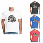 Custom Mens T-shirt Angry Dog Handle It Personalised Printed Tee Print