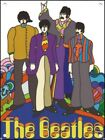 THE BEATLES YELLOW SUBMARINE LENNON & McCARTNEY METAL WALL SIGN TIN PLAQUE 1073