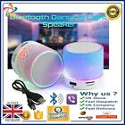 LED Bluetooth Wireless Mini Portable Speaker for MP3 iPhone iPad Mobile Phone