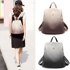 Women's Faux Leather Backpack Rucksack Daypack Travel Cute bag Purse Anti-theft