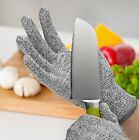 Cut Resistant Gloves - Level 5 Protection, Food Grade Cut Proof Gloves