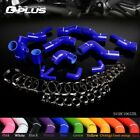 Silicone Boost Hose Kit + Clamps For 97-01 AUDI S4 RS4 A6 B5 C5 2.7L Bi-Turbo